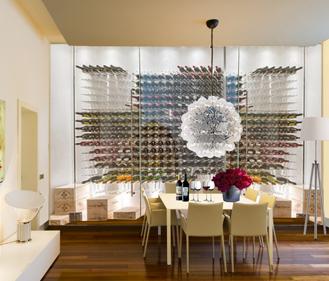 Foto de bodega en casa Elegance | Wines Suite