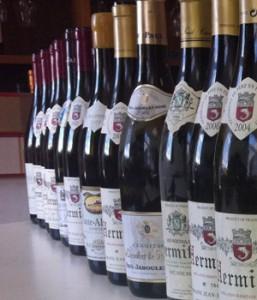Reposición de Vino Hermitage | Wines Suite