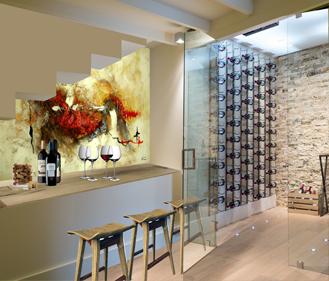 Foto de nevera para vino understairs |Wines Suite