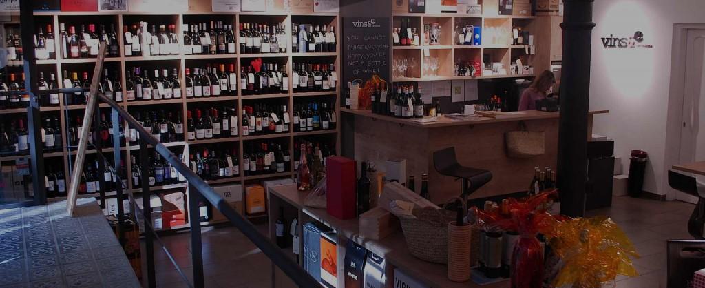 Tienda en Barcelona de Vins&Co | Winessuite