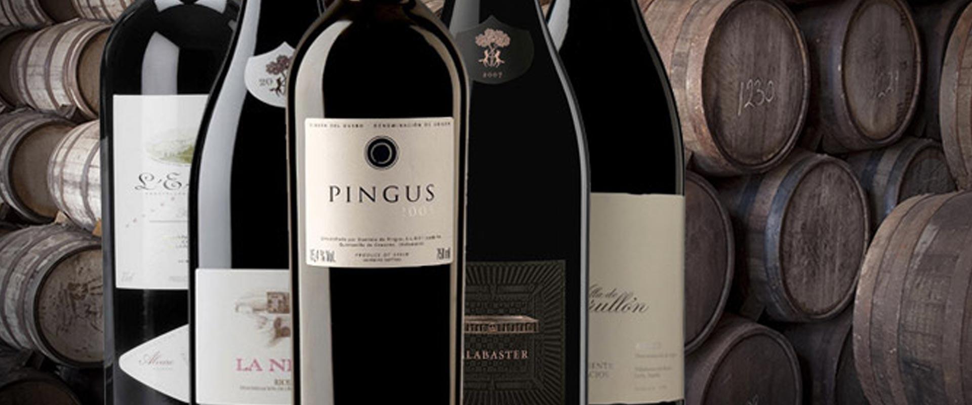 Seleccion de grandes vinos  Wines Suite