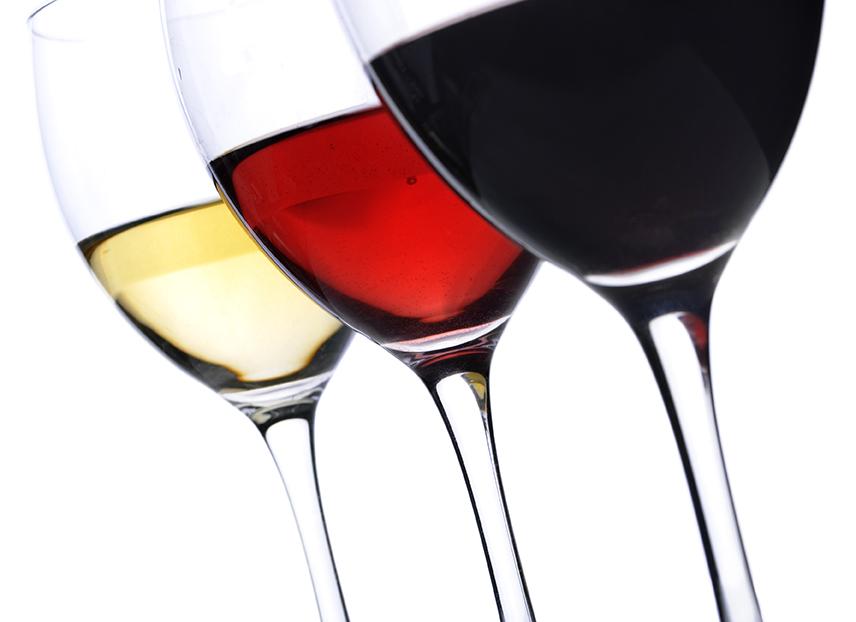 Copas llenas de vino | Wines Suite